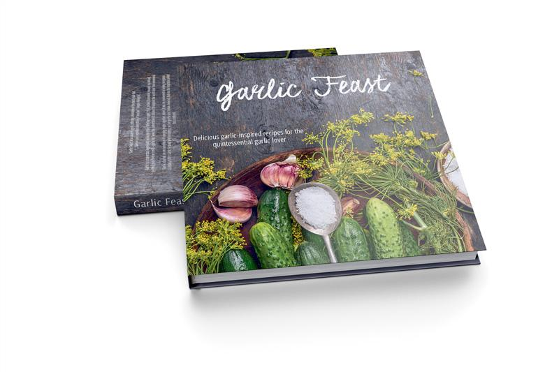 Garlic Feast - Janice Sutton
